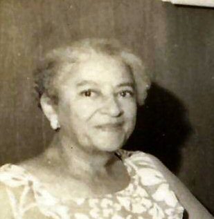 Mildred Sayles - St Thomas